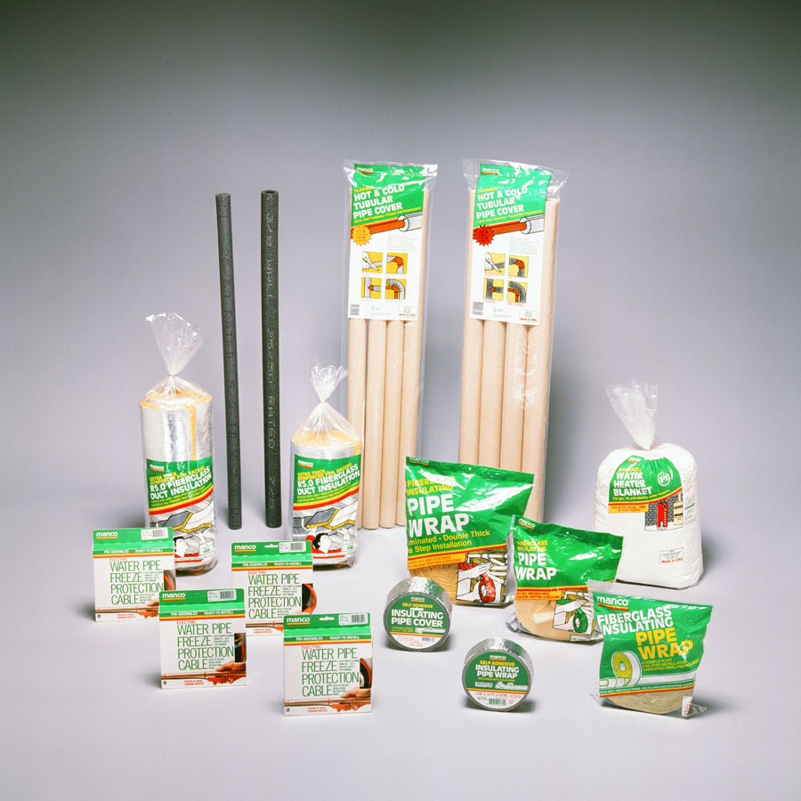 weatherization-products-on-display