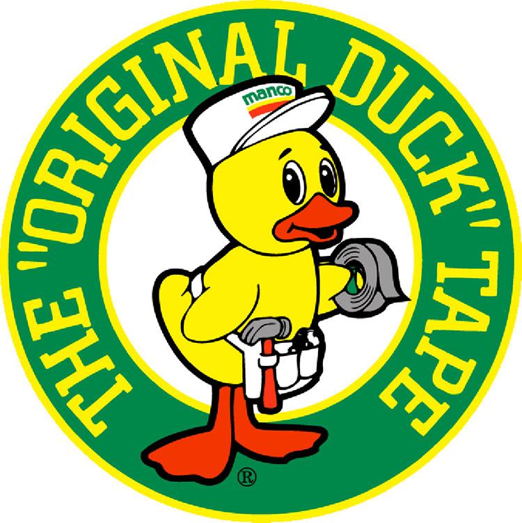 duck tape duck