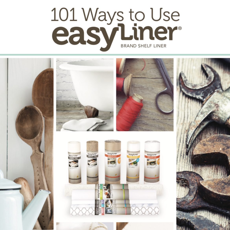 101 Ways to Use Shelf Liner