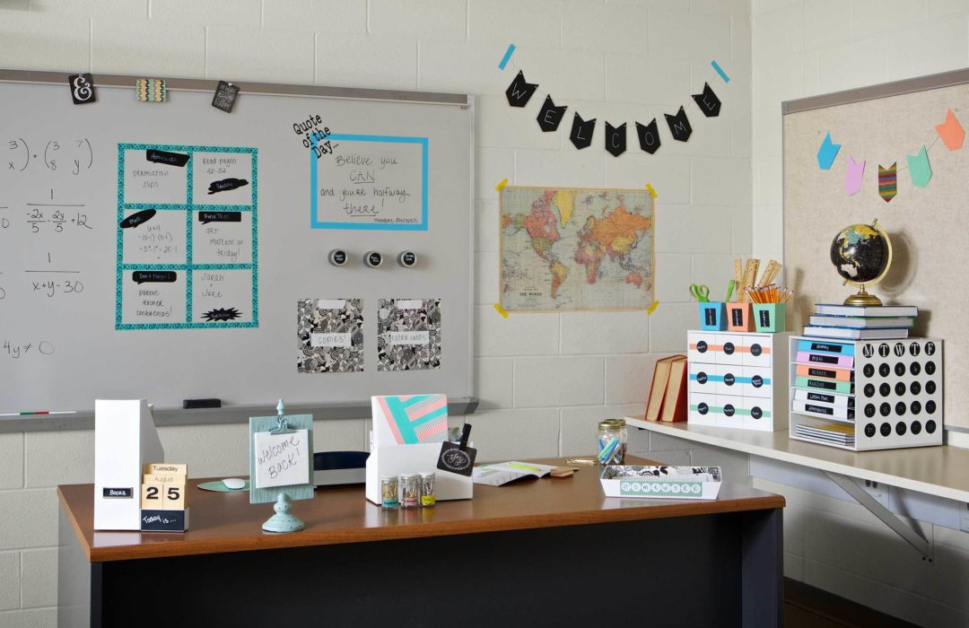 17 Ways to Decorate Your School Classroom