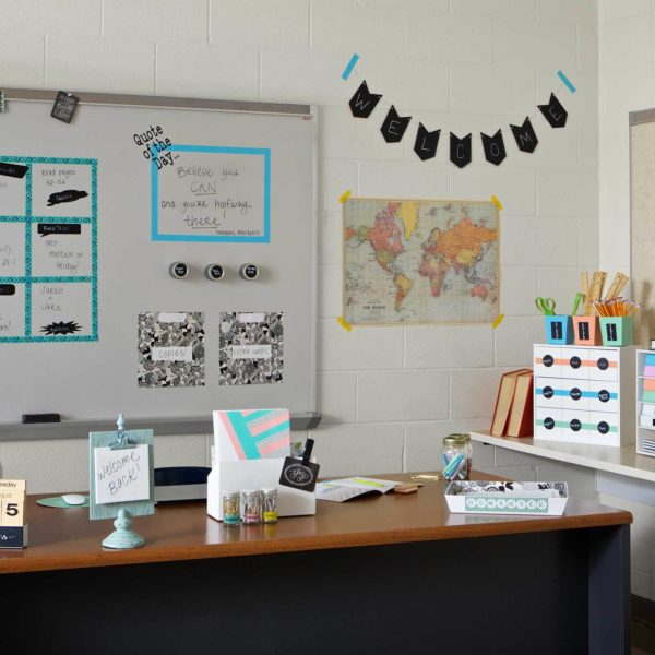 17 Ways To Decorate Your School Classroom Duck Brand