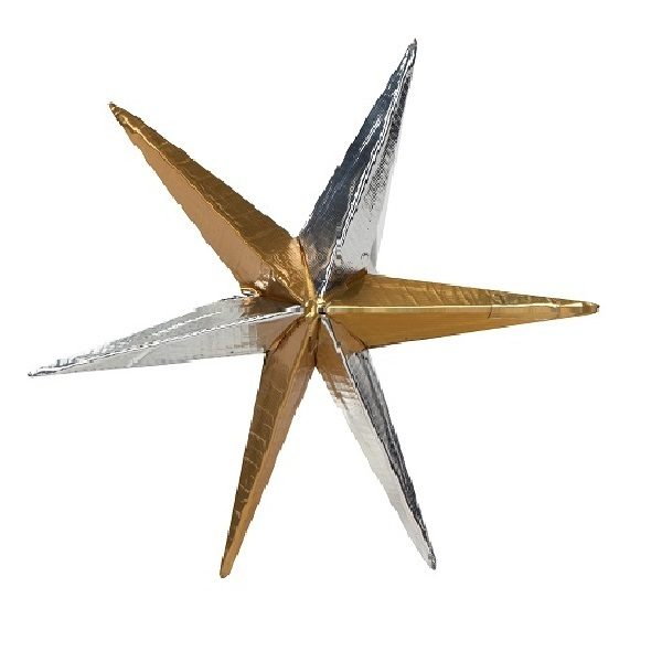 Completed Duck Tape® 3D Star