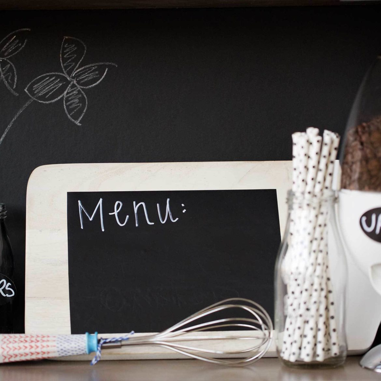 5 Ways Chalkboard Menu