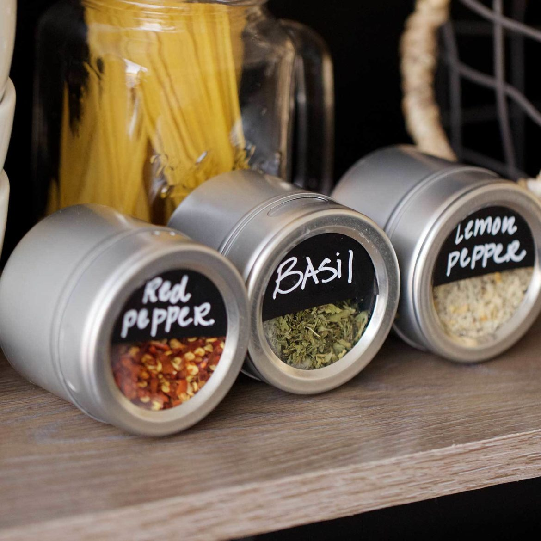 5 Ways Chalkboard Spices