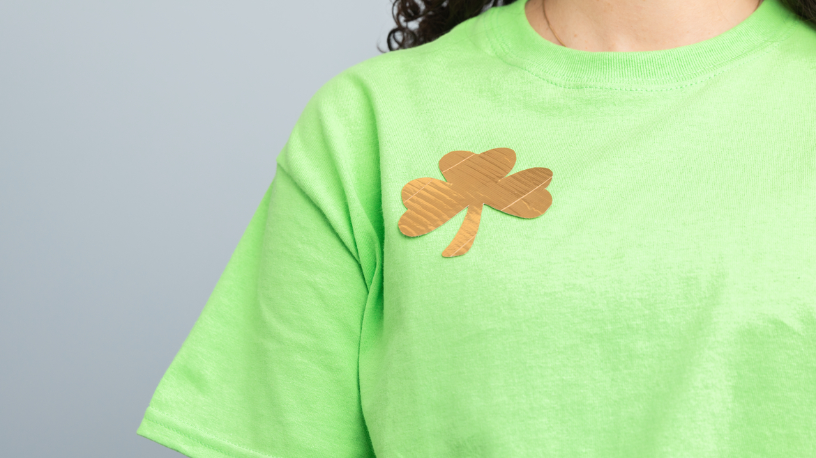 St. Patrick's Day Shamrock Shirt