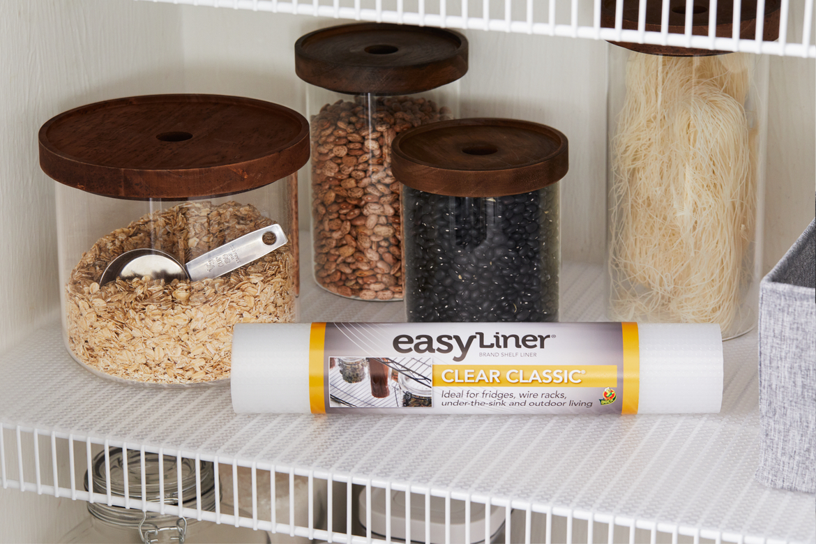 Clear Classic EasyLiner for Wire Racks