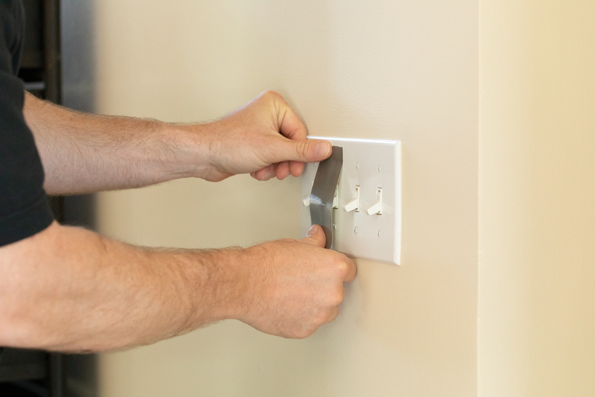 Duck Tape Hacks - Light Switches