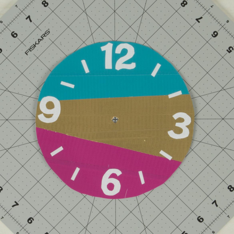 Diy Clock Step 5