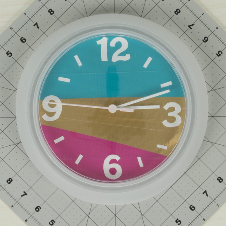 Diy Clock Step 6