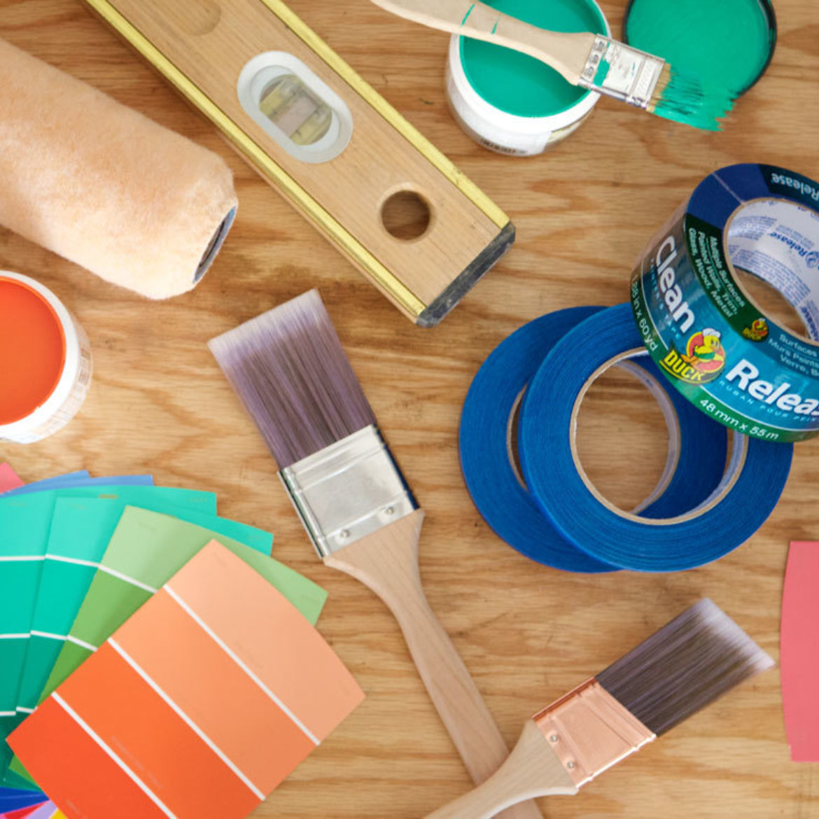 DIY for Beginners: How to Paint a Room