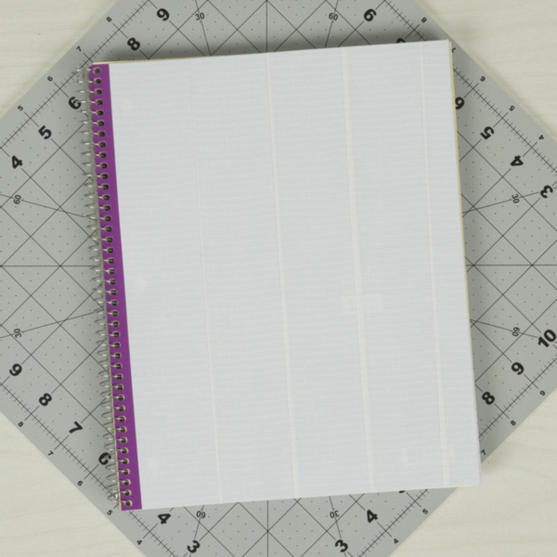 Donut Notebook Step 1