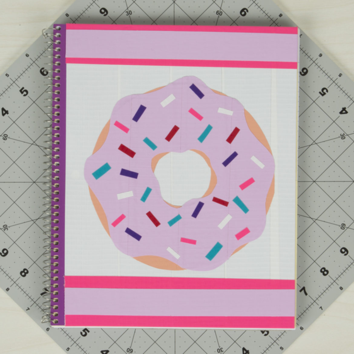 Donut Notebook Step 5