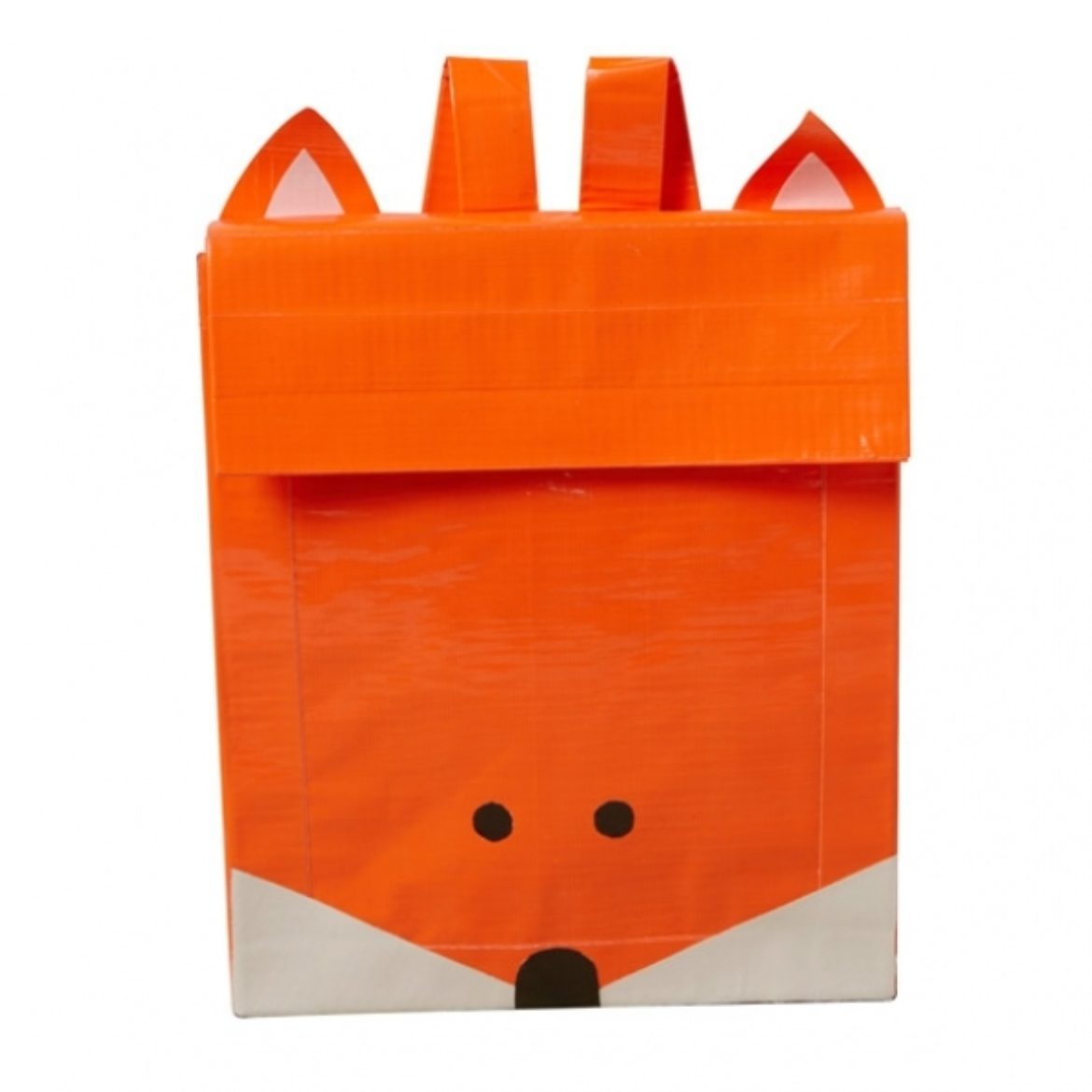 Completed Duck Tape® Fox Backpack