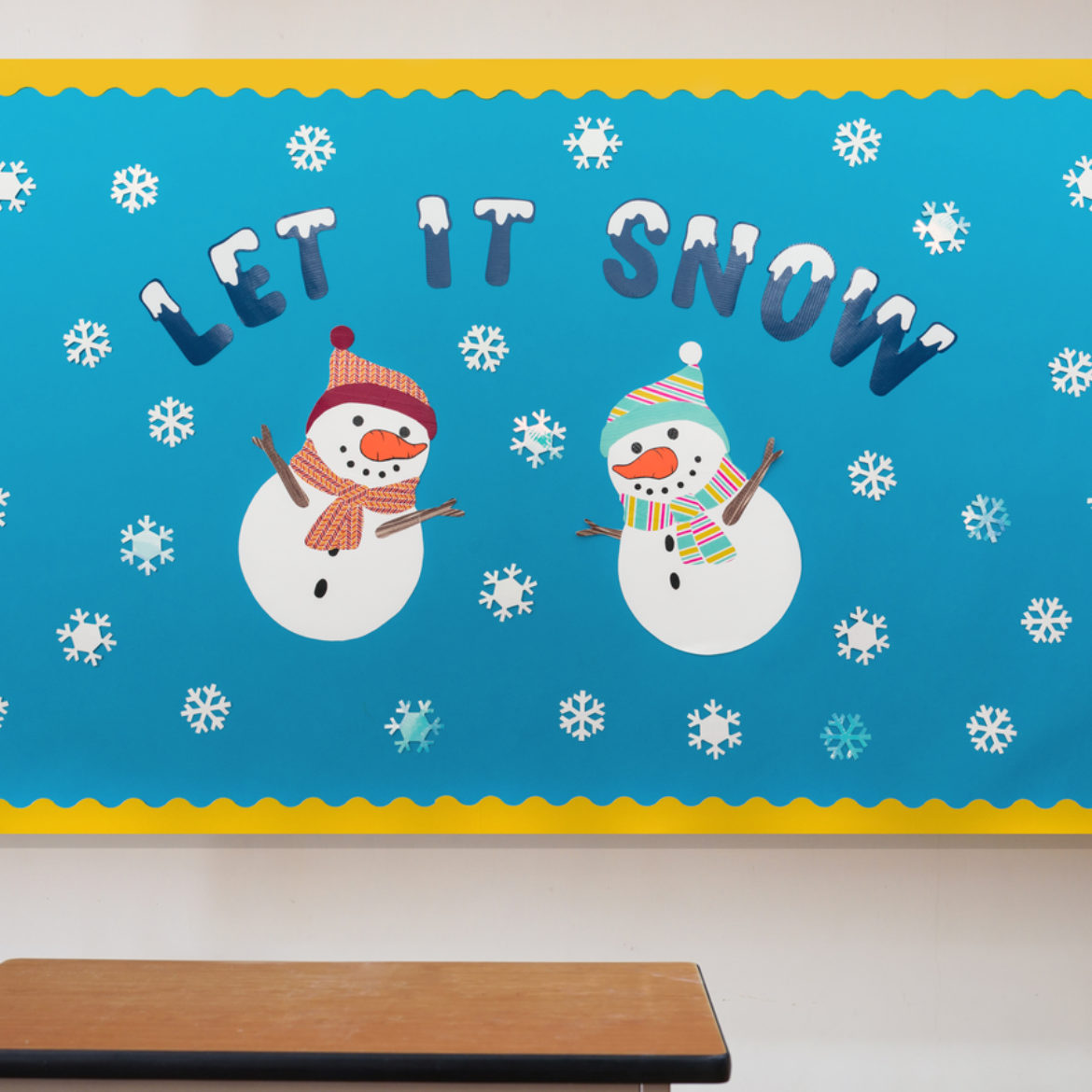 Bulletin Board Header