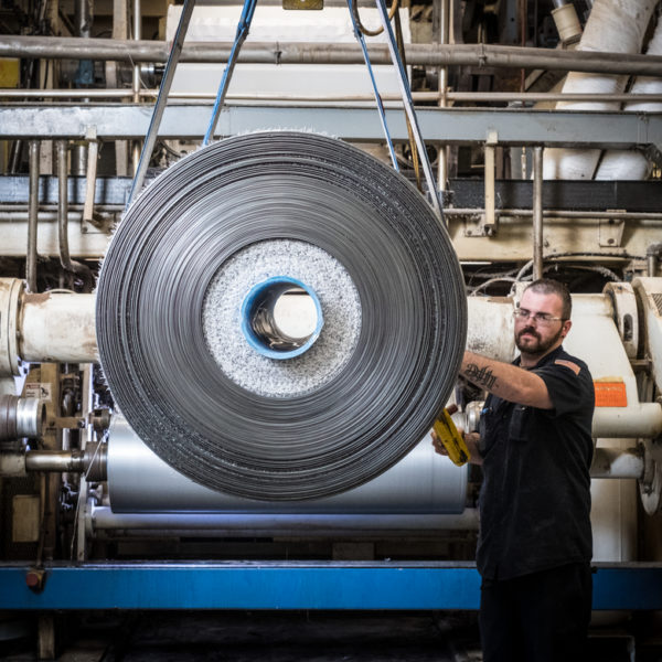 How Duck Tape Is Made 4