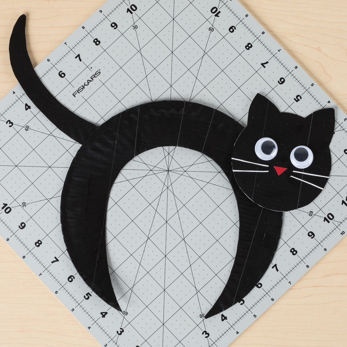 Paper Plate Black Cat 2017 Step Out 4 Cr2