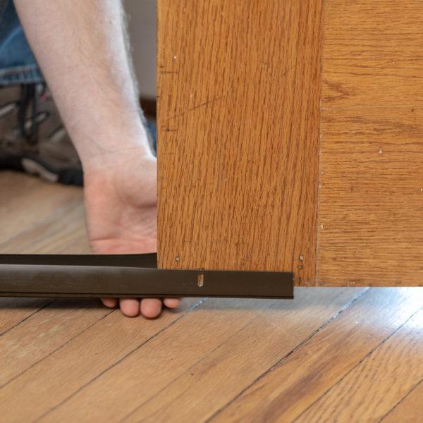 How to install Door Shoes
