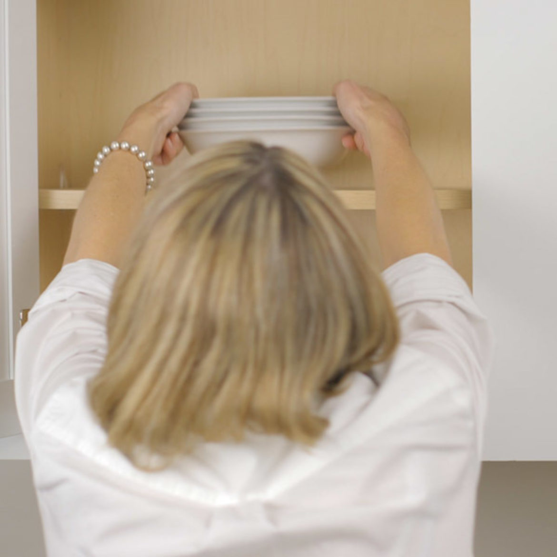 How To Install Shelf Liner Step 2