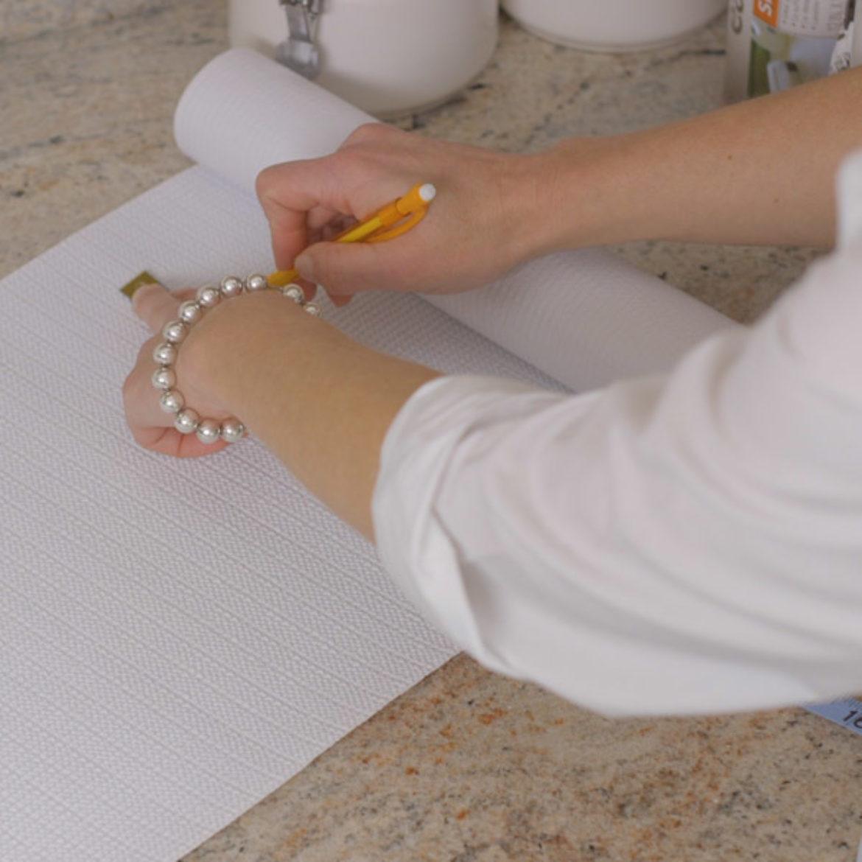 How To Install Shelf Liner Step 5