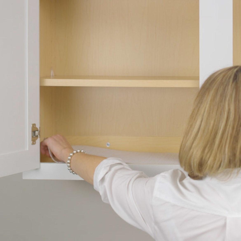 How To Install Shelf Liner Step 7