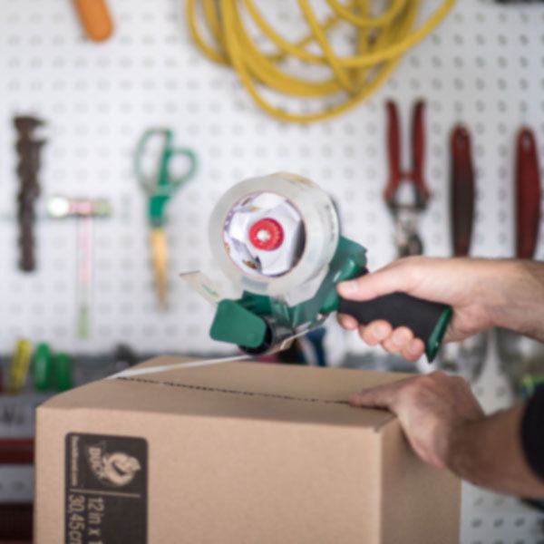 How to Use Your Packing Tape Gun