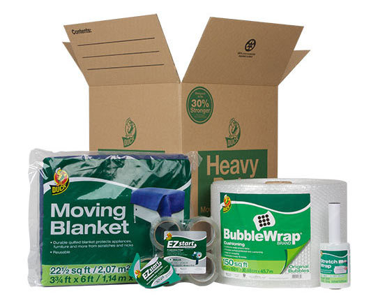 <p>Want to make sure your valuables stay safe while in storage or on your next move? Duck®brand products provide protection from the elements, moisture and rough handling, and can help prevent scratches, dings and dents to your furniture.</p>