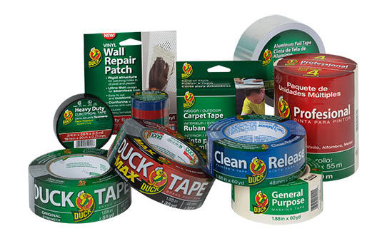 <p>There's always something next on your to-do list. Whether it's a paint project, carpet installation or simple household repairs both indoors and out, Duck®brand products help you get the job done right the first time.</p>