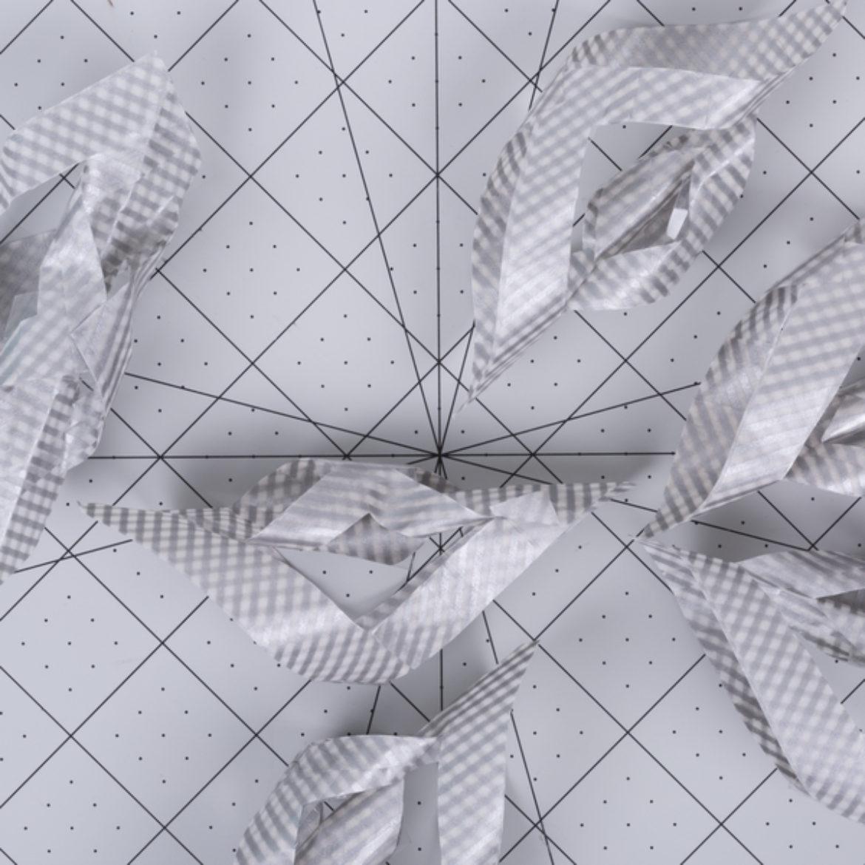 Washi Snowflake Step 7