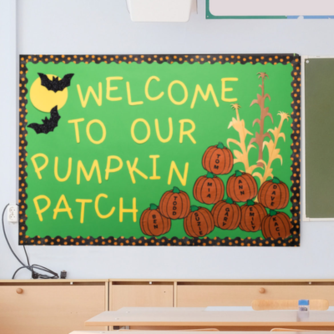 Top 4 Halloween Bulletin Board Ideas Duck Brand