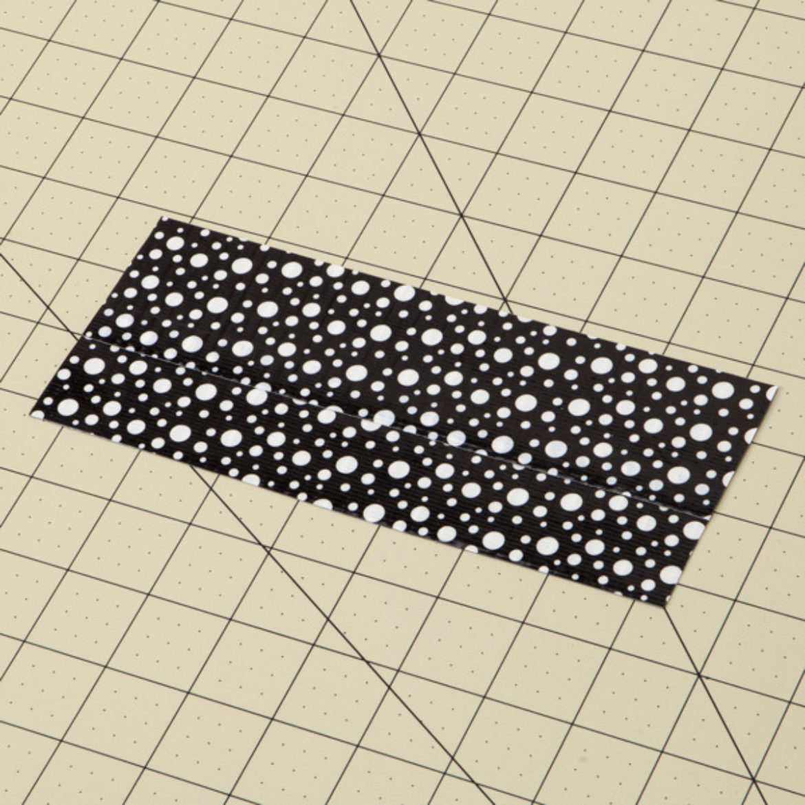Piece of double sided Duck Tape fabric